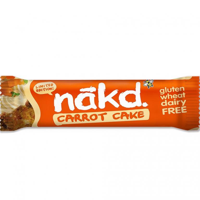 Nakd Carrot Cake (35 gram)