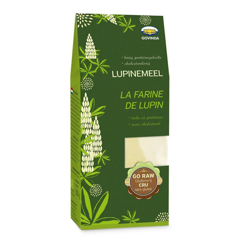 Lupinemeel bio (300 gram)