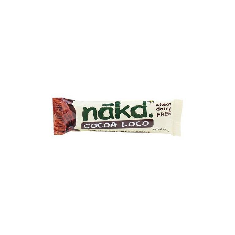 Nakd Cocao Loco (30 gram)