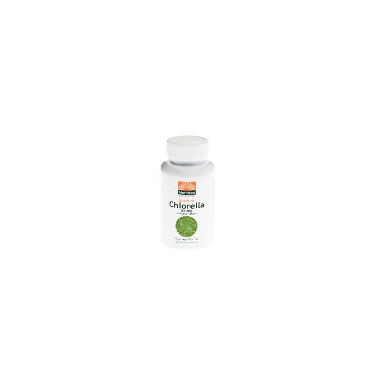 Chlorella Bio Tabletten (500 mg)