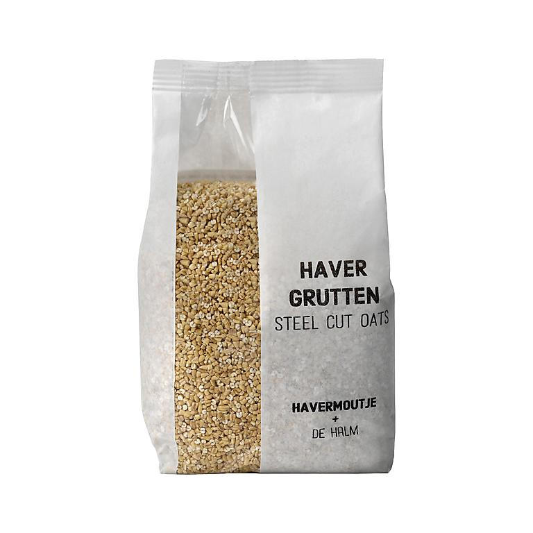 De Halm Havergrutten (500 gram)