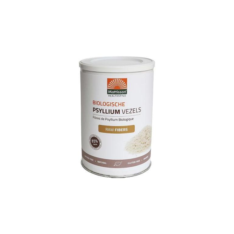 Psyllium Vezels Bio (250 gram)