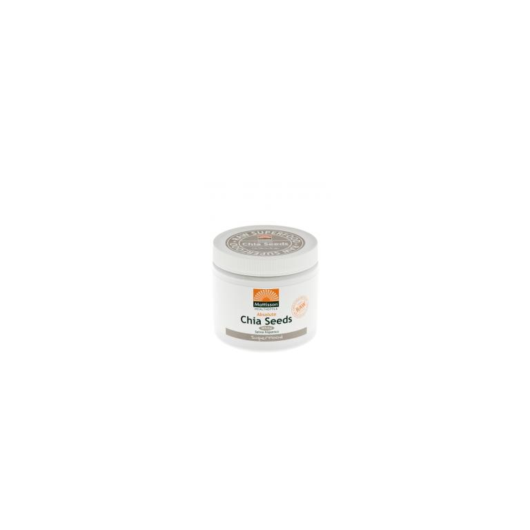 Chia Seeds White Bio (250 gram)