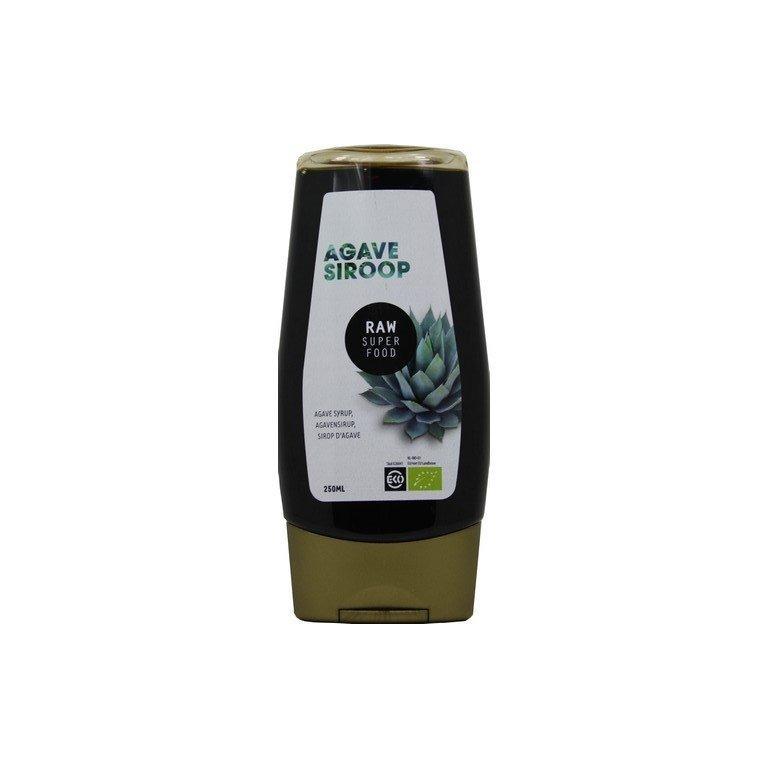 Agavesiroop Donker Bio (250 ml)