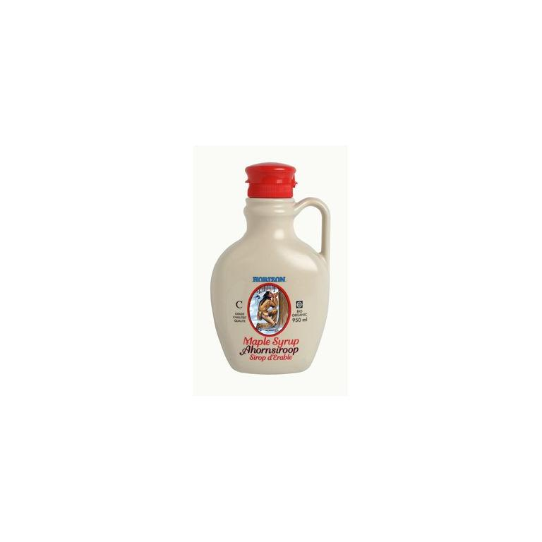 Ahornsiroop Klasse C JUG (1000 ml)