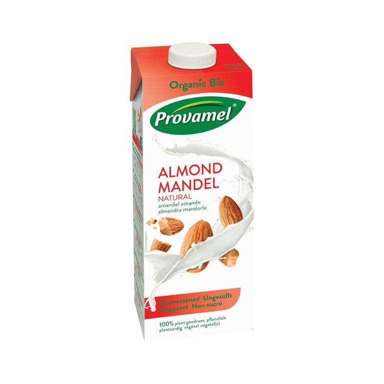 Amandel Drink Ongezoet Bio (1000 ml)