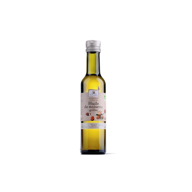 Hazelnootolie Geroosterd (100 ml)