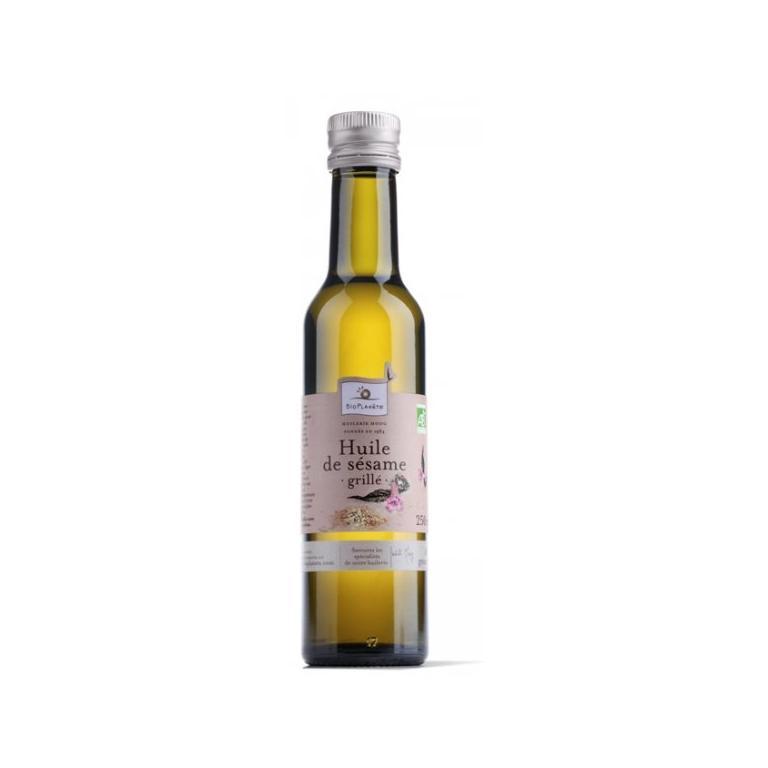 Sesamolie Geroosterd (250 ml)