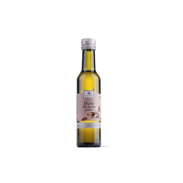Walnootolie Geroosterd (100 ml)
