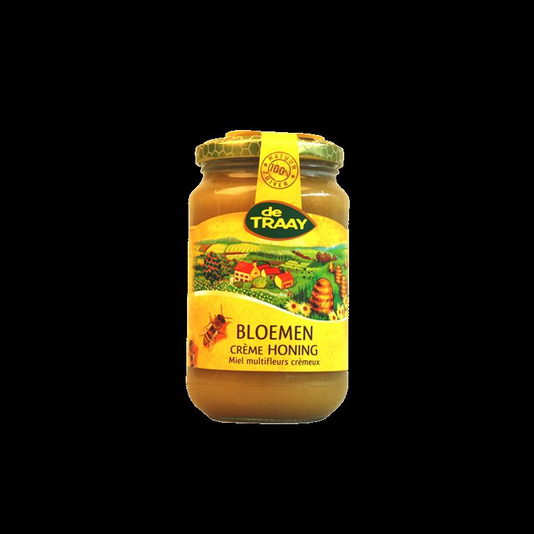 Bloemen Honing Creme (450 gram)