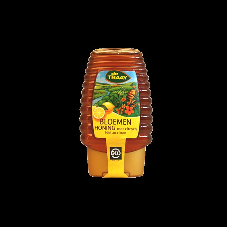 Bloemen Honing Citroen Bio (375 gr)