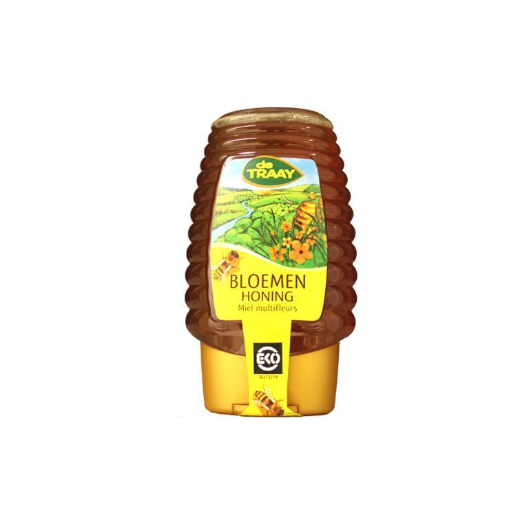 Bloemen Honing Bio Knijpfles (250 gr)