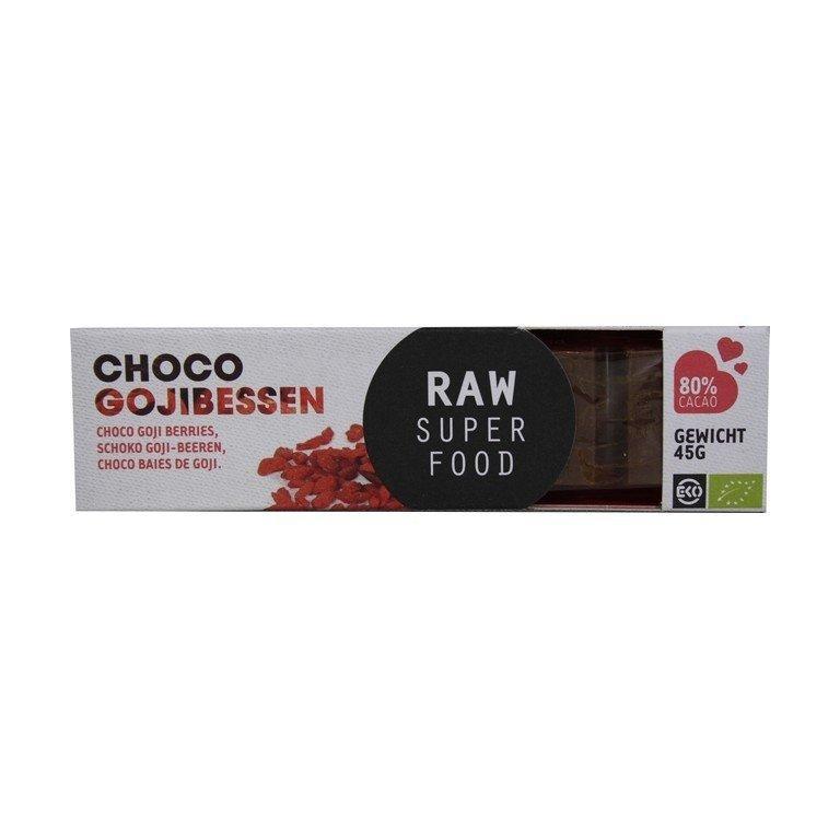 Choco Reep Gojibessen Bio