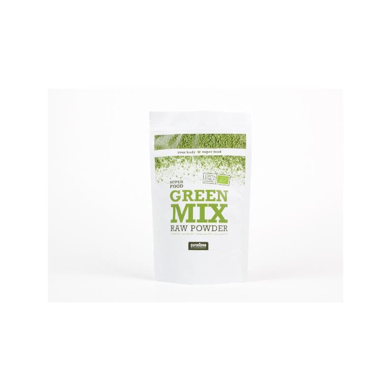 Green Mix Powder (200 gram)