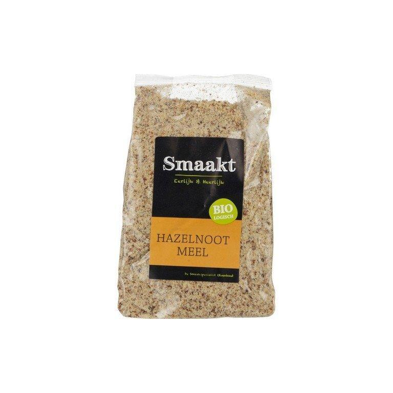 Hazelnootmeel Bio (200 gram)