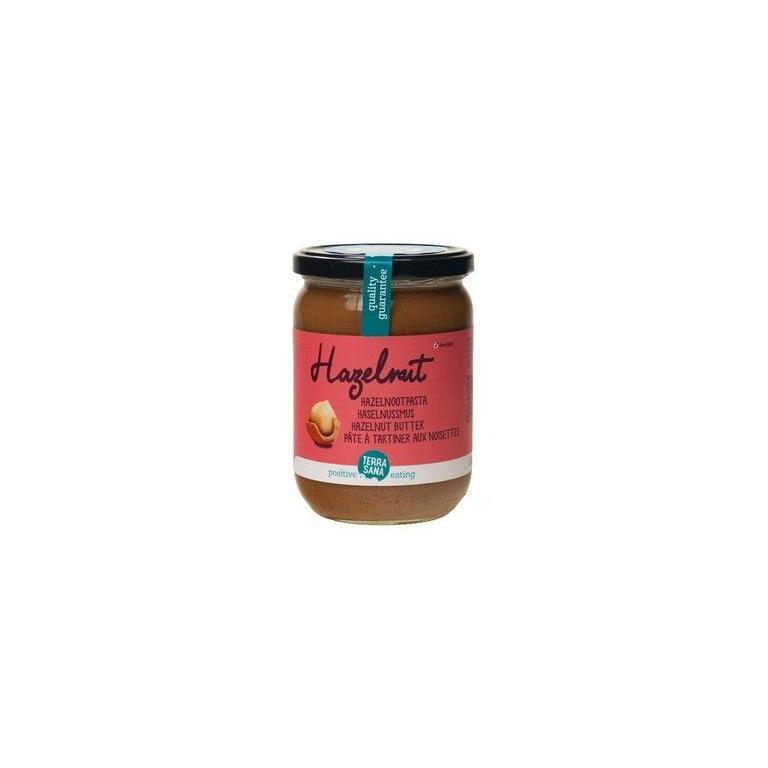 Hazelnootpasta (500 gram)