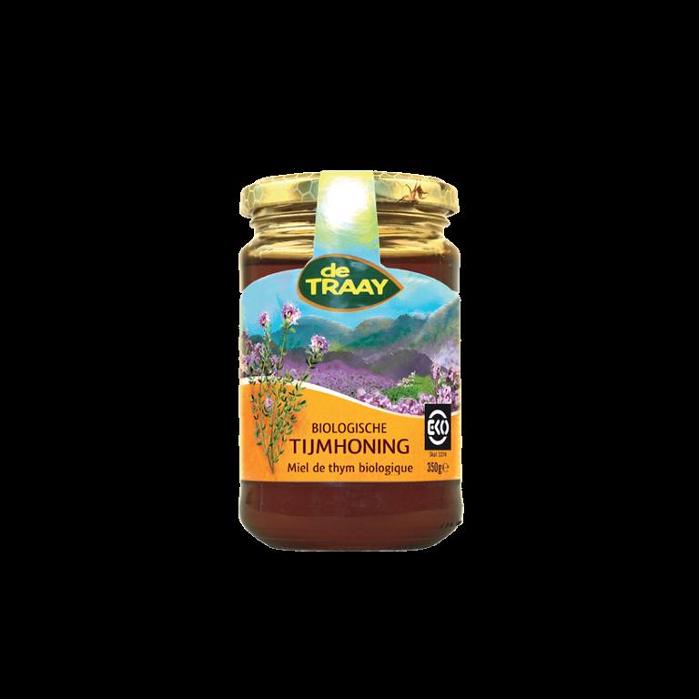 Tijm Honing Biologische (350 gram)