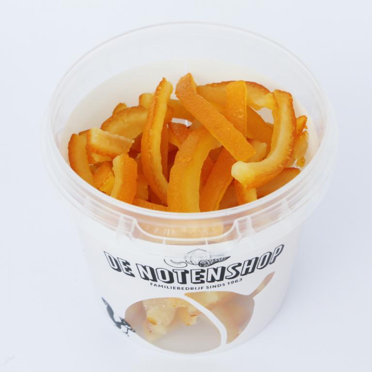 Oranje Oplegsnippers (150 gram)