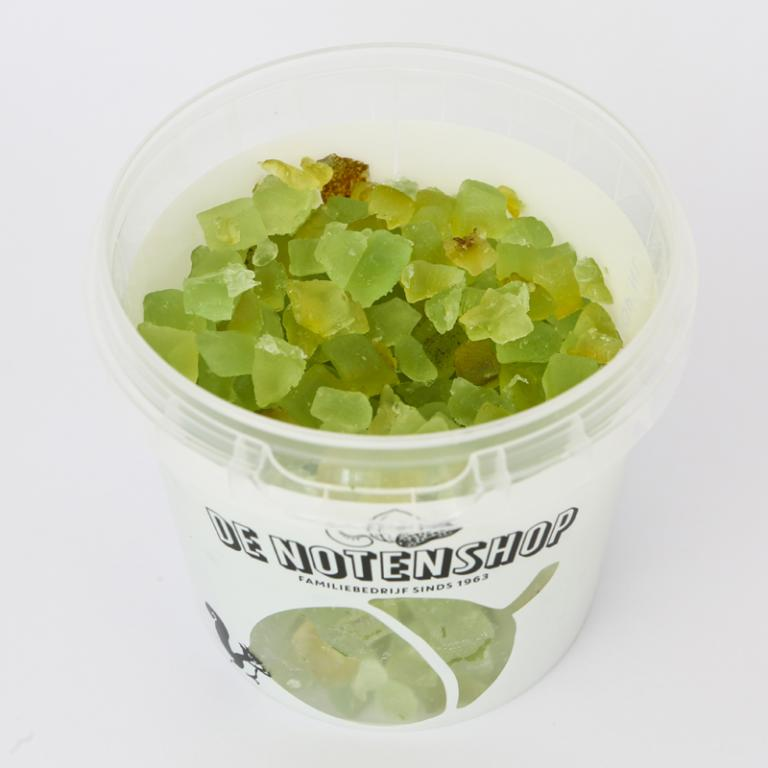 Sukade blokjes (200 gram)
