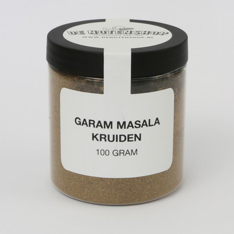 Garam Masala Kruiden