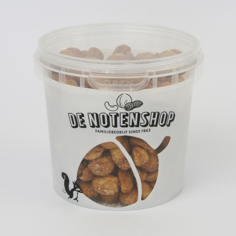 Honey & Salt Roasted Peanuts (200 gram)