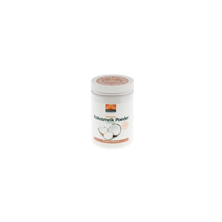 Kokosmelk Poeder Bio (300 gram)