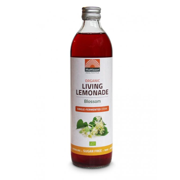 Living Lemonade Blossom Bio (500 ml)
