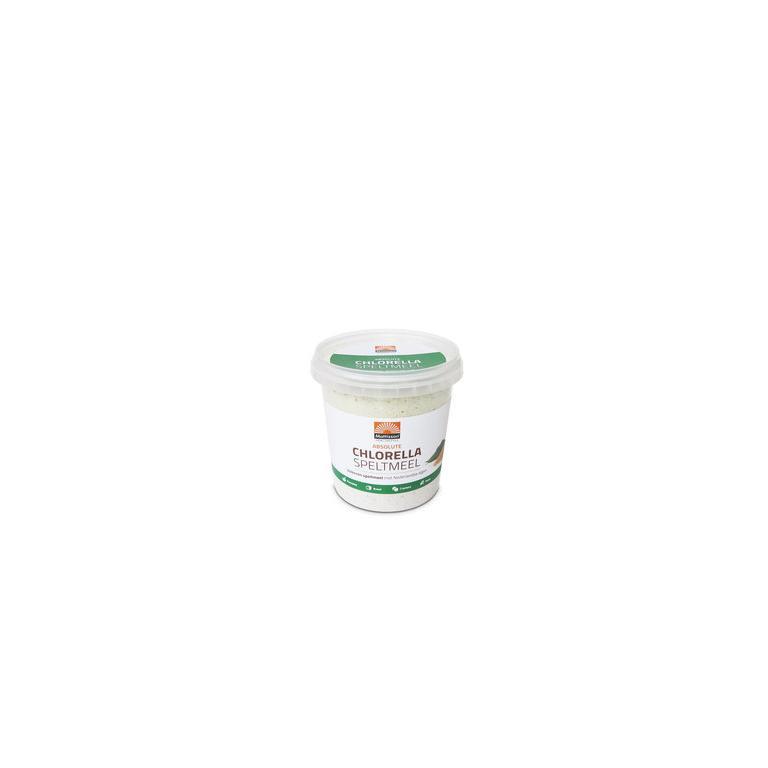 Chlorella Speltmeel (450 gram)