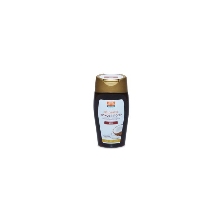 Kokossiroop Dark Bio (250 ml)