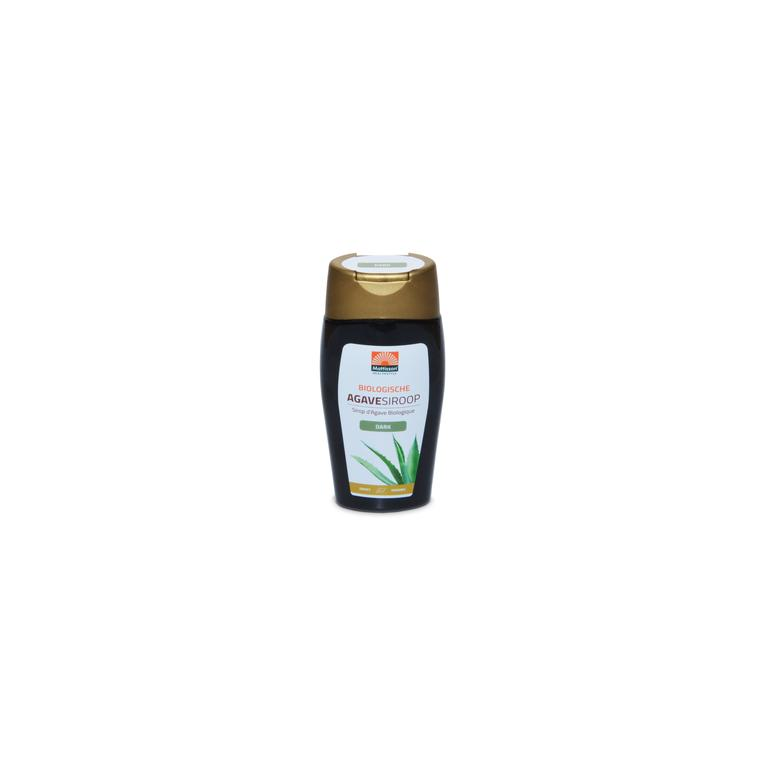 Agavesiroop Dark Bio (250 ml)