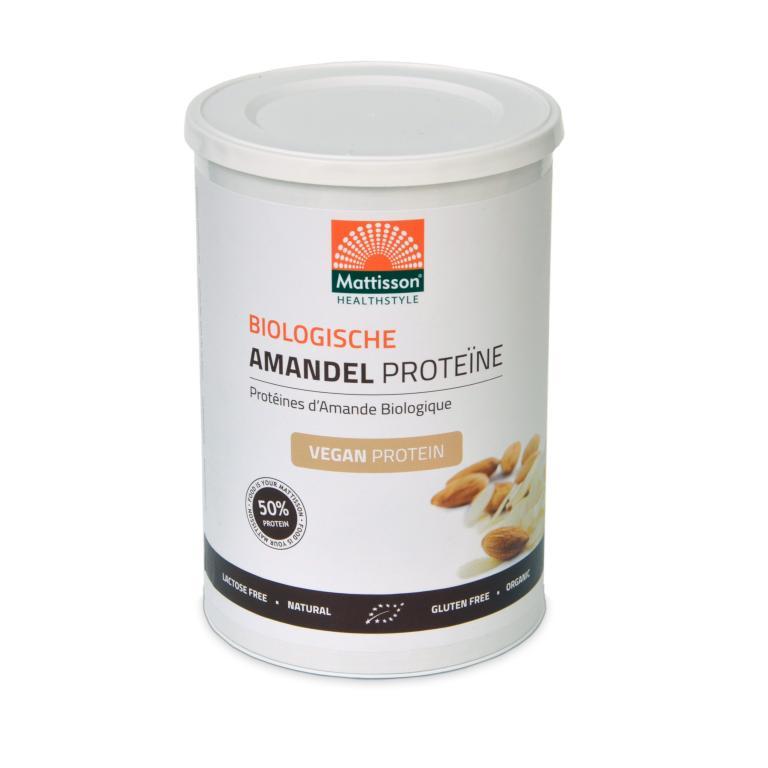 Amandel Proteïne biologisch (350 gram)
