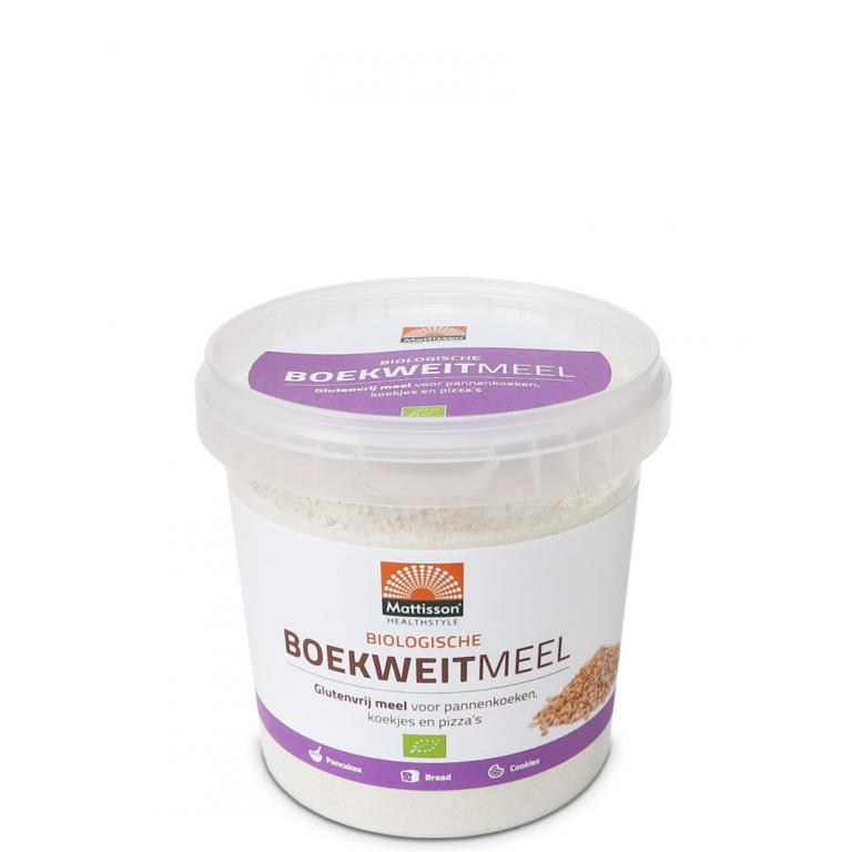 Boekweitmeel Bio (450 gram)