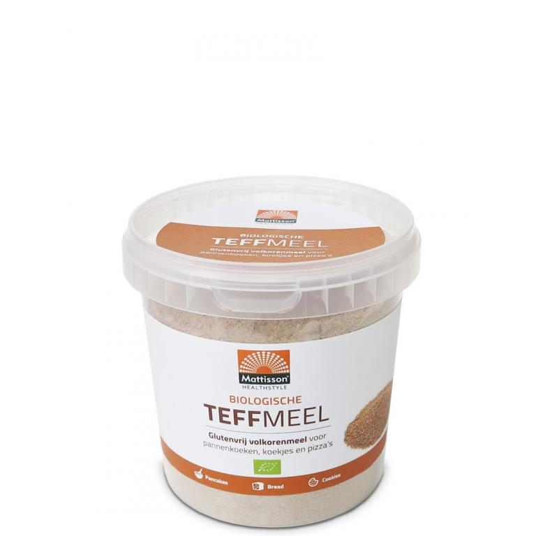 Teffmeel Bio (400 gram)