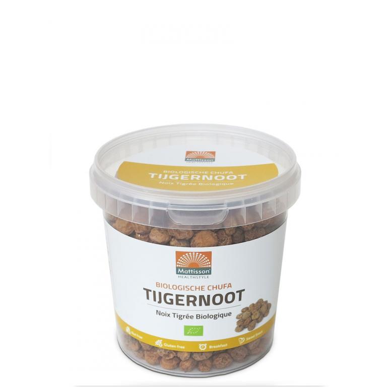Tijgernoot Ongepeld Bio (450 gram)