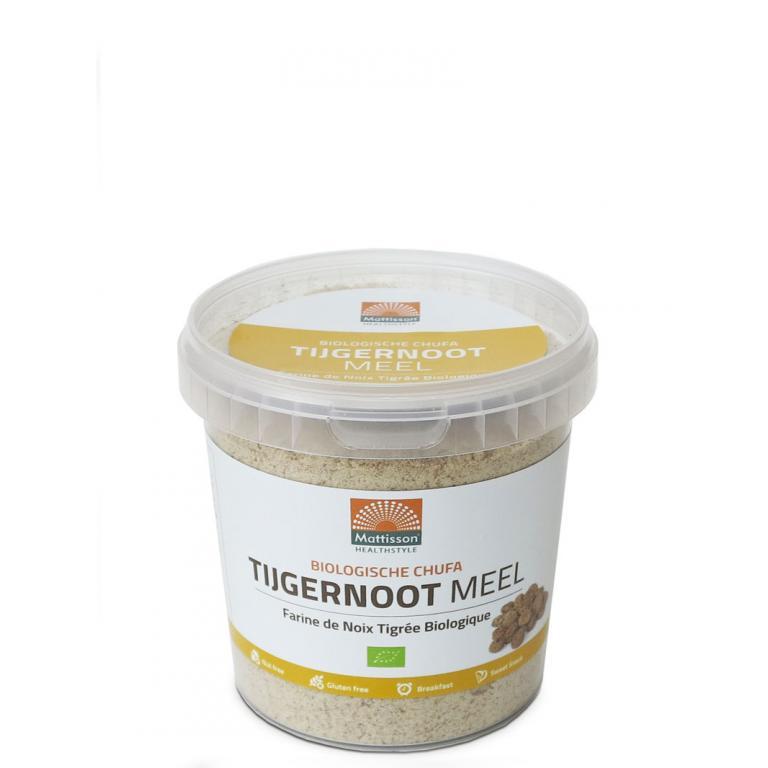 Tijgernoot Meel Bio (350 gram)