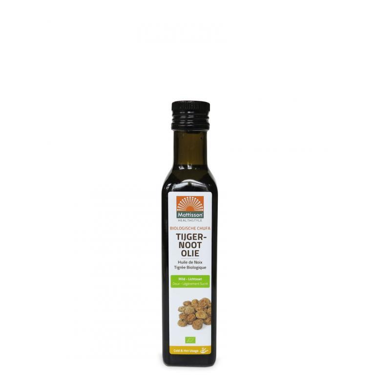 Tijgernoot Olie Bio (250 ml)