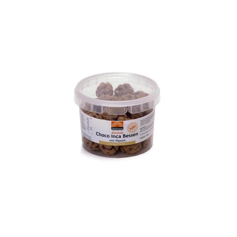 Choco Inca Bessen Raw (150 gram)