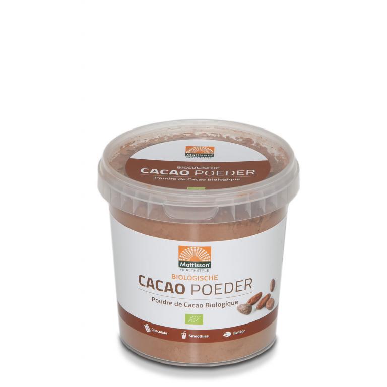 Cacao Poeder Bio (300 gram)
