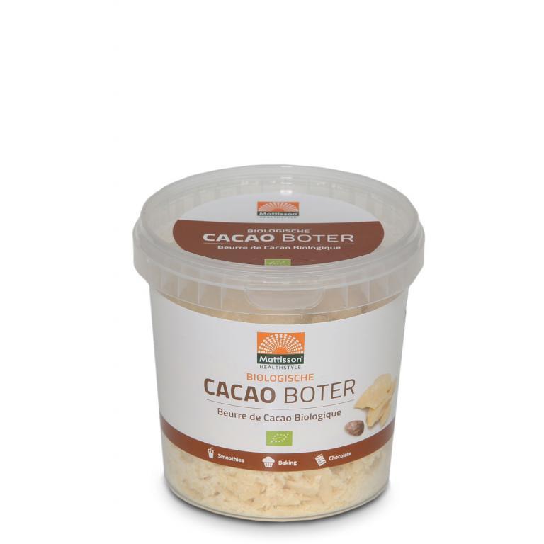 Cacao Boter Bio (300 gram)