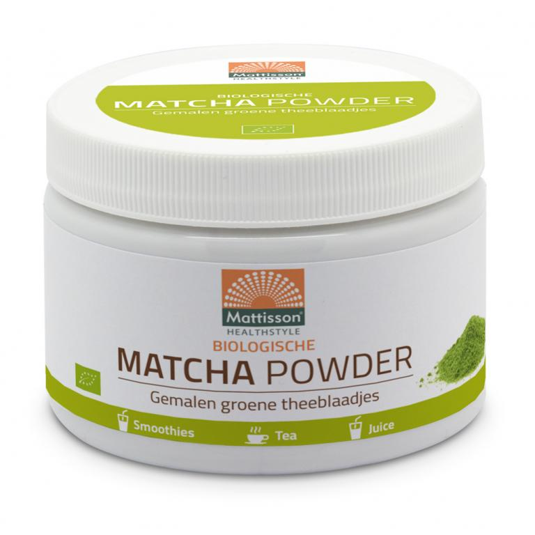 Matcha Poeder Instant (125 gram)