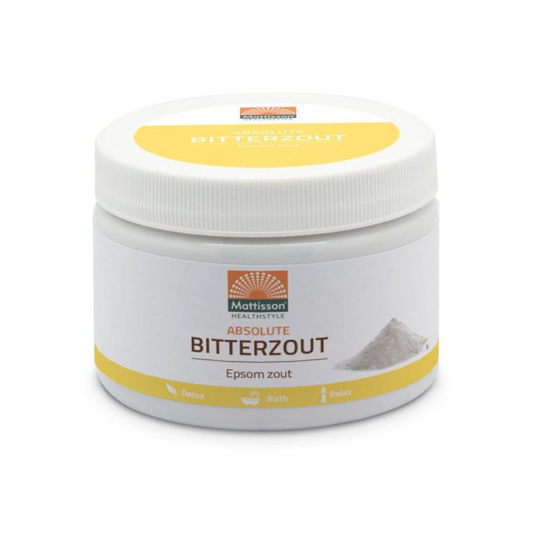Bitterzout (250 gram)