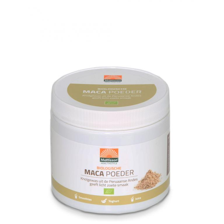 Maca Poeder Bio (300 gram)