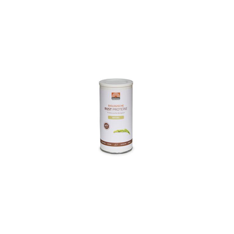 Rijst Proteïne Naturel (500 gram)