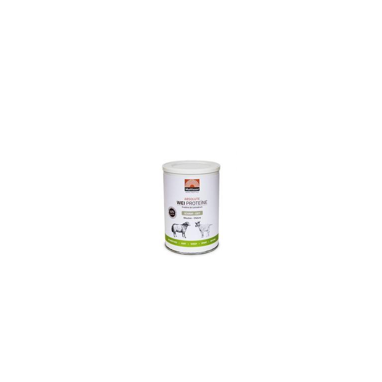 Wei Proteïne Schaap - Geit (430 gram)
