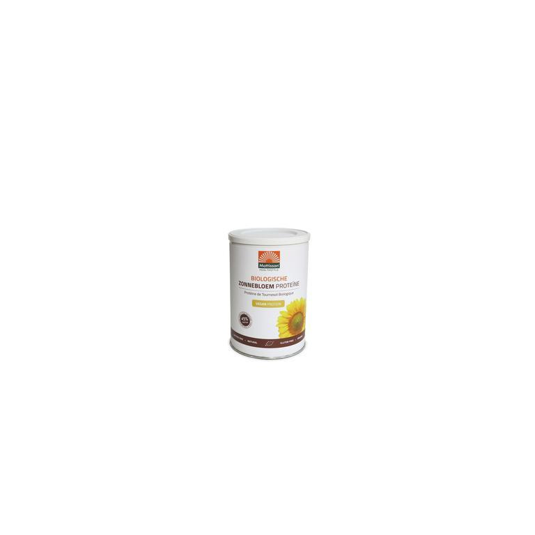 Zonnebloem Proteïne Bio (400 gram)