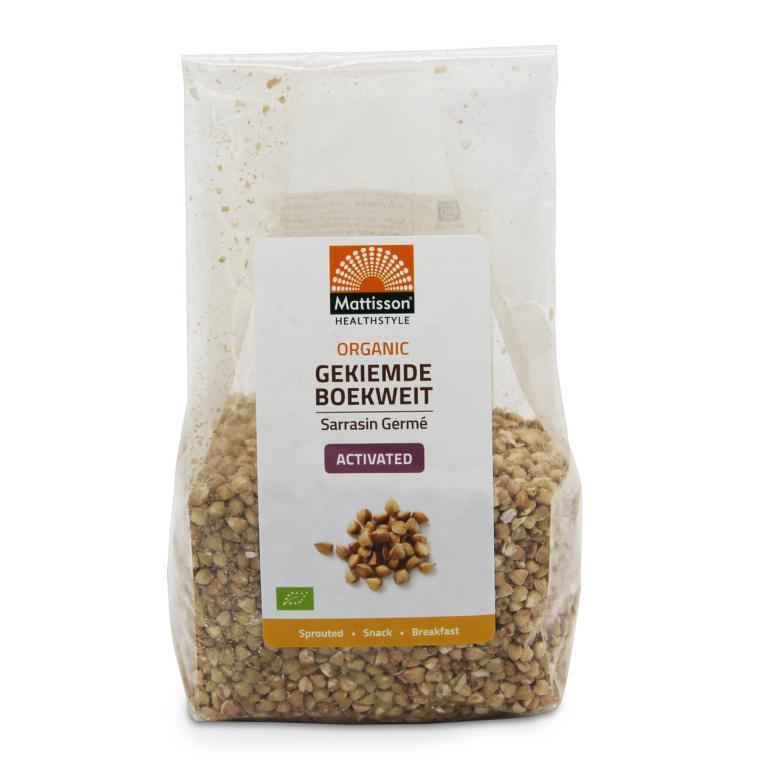 Gekiemde Boekweit Krokant (200 gram)
