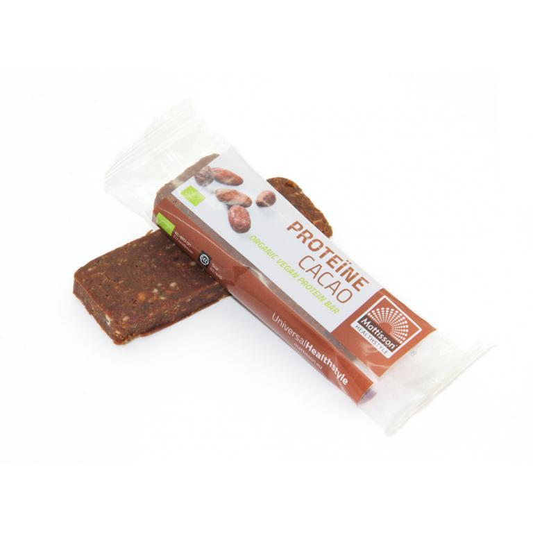 Protein Cacao Organic Vegan Bar