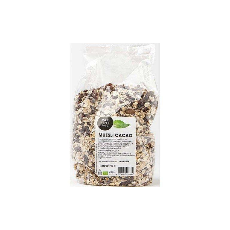 Muesli Cacao (750 gram)