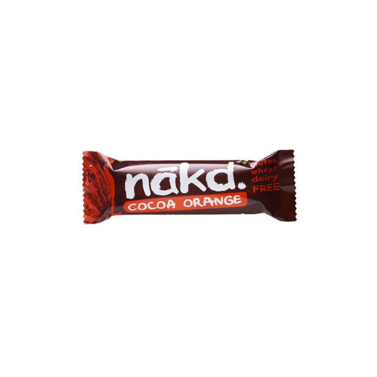Nakd Cocoa Orange (35 gram)