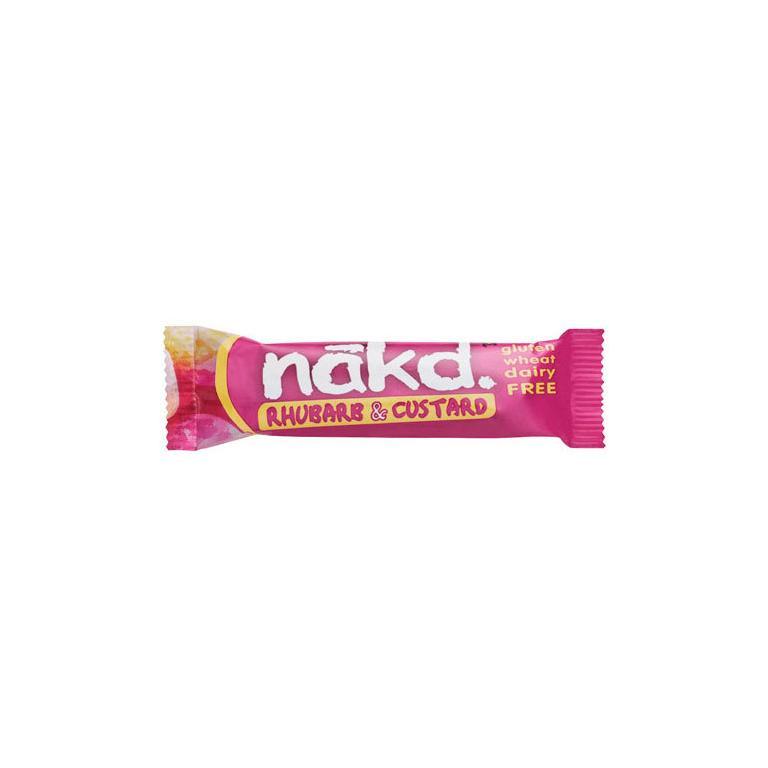 Nakd Rhubarb & Custard (35 gram)